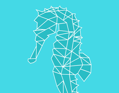 [Logo Branding] Seahorse Studios