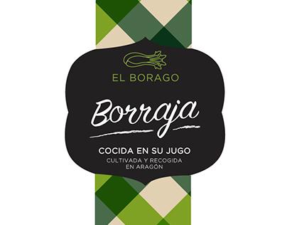 El borago Redesign
