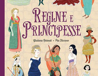 """""""Regine e principesse"""", Emme edizioni 2018"""