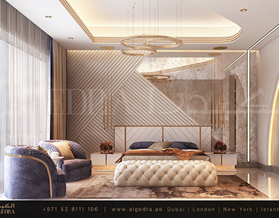 Master Bedroom Design by ALGEDRA