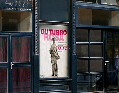 Outubro Rosa • 5Quatro