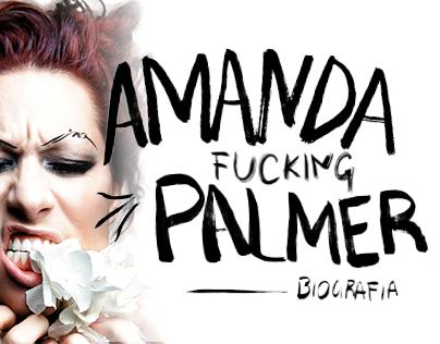 Matéria biográfica Amanda Palmer