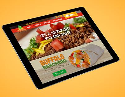 TacoTime Website