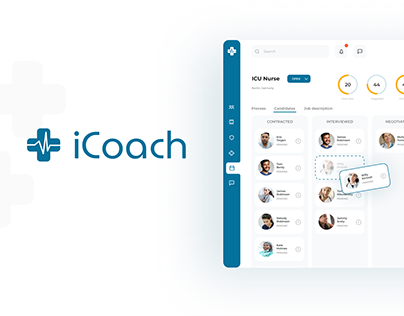 iCoach - Medical App to manage your team.