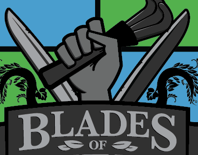 Blades of Steel | Spring Cleanup Crew