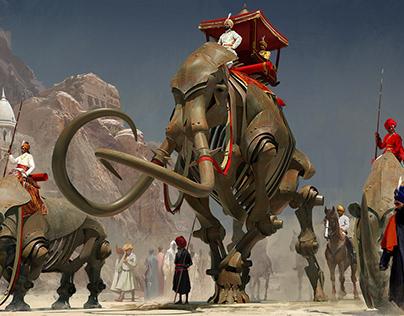 Mechanical guards