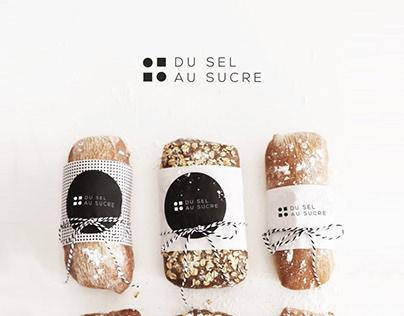 Du Sel Au Sucre - Logo Design