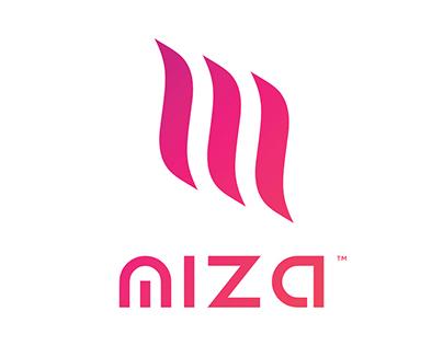Miza / M Logo
