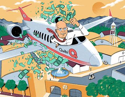 Katzenberg's Quibi