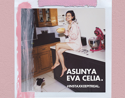 "FUJI INSTAX • Ver. Eva Celia • Digital Video 120"""