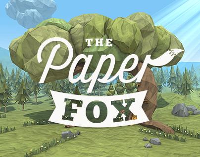 The Paper Fox - App