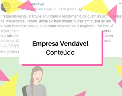 Empresa Vendável - Conteúdo (2017-2018)