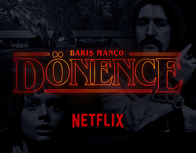 Stranger Things - 'Dönence' the Local Trailer