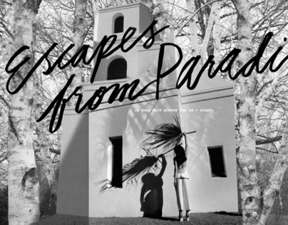 Escapes From Paradise - Fashion, Fiction, Synesthesia