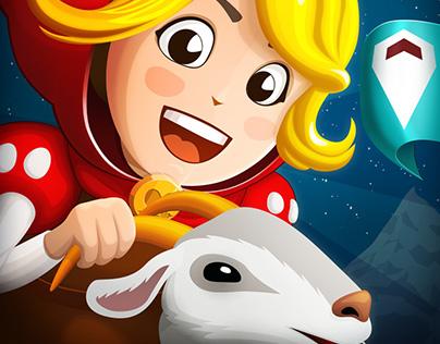 "Game ""Brave & Little Adventure"""