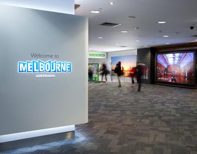 Melbourne International Arrivals