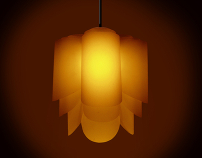 Flat Package Pendant Lamp
