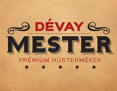 Dévay Mester - Premium Meat Products