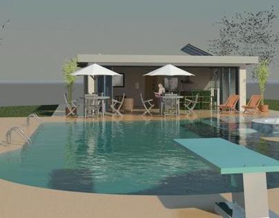 Pool House Spa