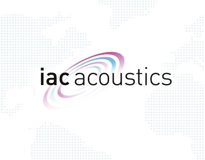 IAC Acoustics - Website Redesign