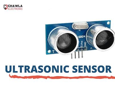 Usage of Ultrasonic Sensor