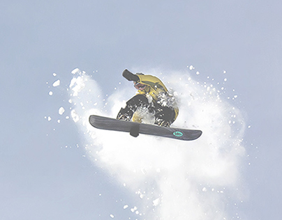 Mark McMorris presentation deck