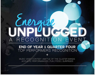 Unplugged poster: Totally Revised