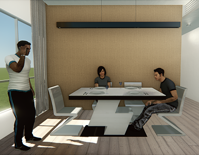 Smart Dining Table