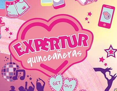 Branding Expertur Quinceañeras