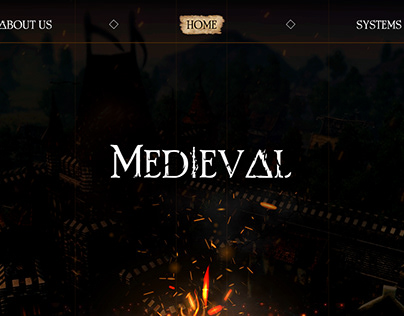 Thurster |Medieval Thread Design|