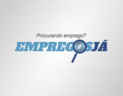 Logotipo do site Empregos Já