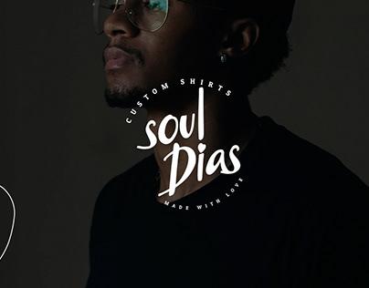 Branding Soul Dias Camisetaria