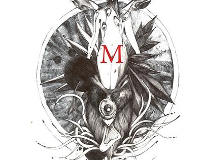 ilustración M