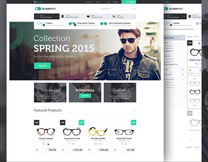 GlassifyMe Website