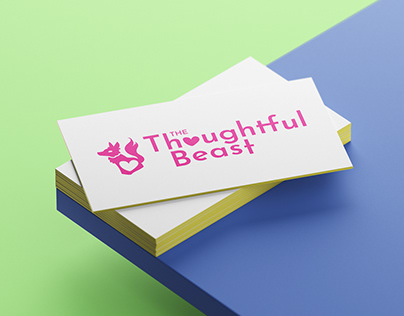 The Thoughtful Beast - Branding, Logo, Identity