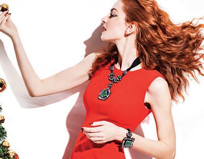Fashion Editorial - Visão magazine (2012)