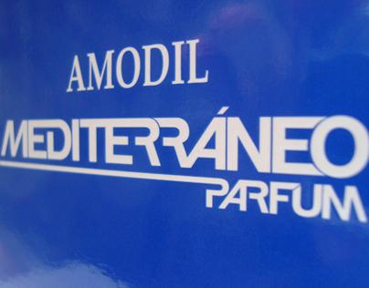 Mediterráneo Parfum · Identity & Packaging Design
