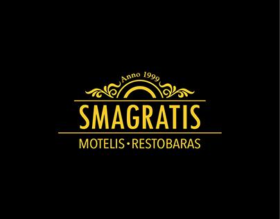 Motel, restaurant logo