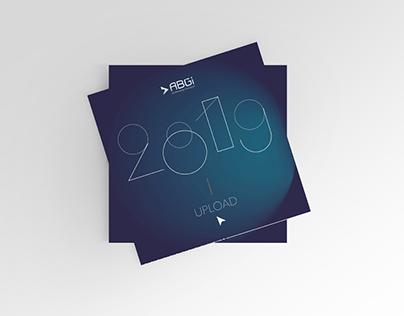 Cartede voeux 2019 - ABGI