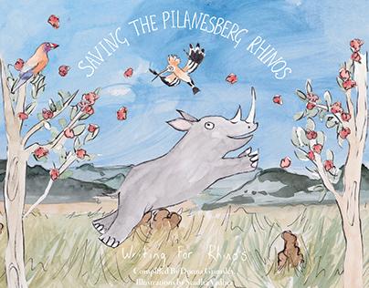 Saving the Pilanesberg Rhinos