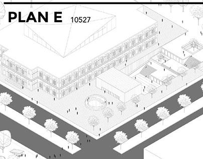 Plan E // Concurso Mali