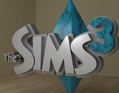 SIMS 3D - BLENDER - MATERIALES