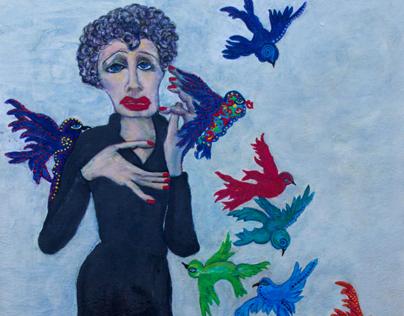 Edith Piaf The Little Sparrow of France