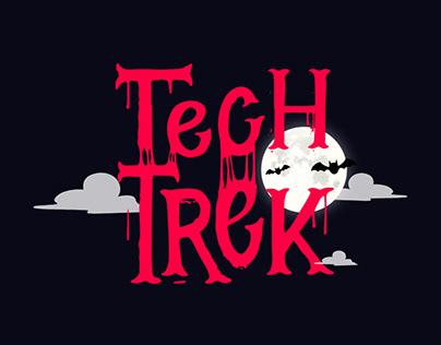 TechTrek 2019 | Branding | Game