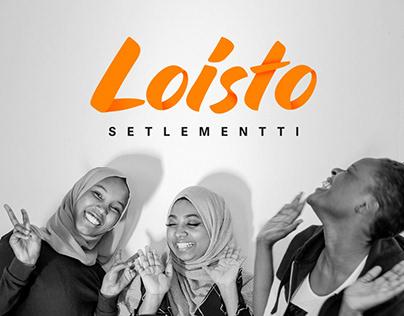 Loisto setlementti – Visual identity