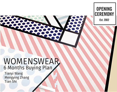 Opening Ceremony 6 months buying plan