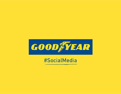 Goodyear - Social Media Plan