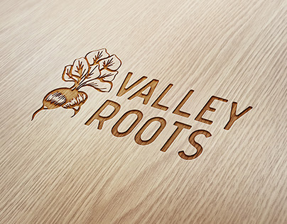 Vallley Roots Brand + Packaging Design