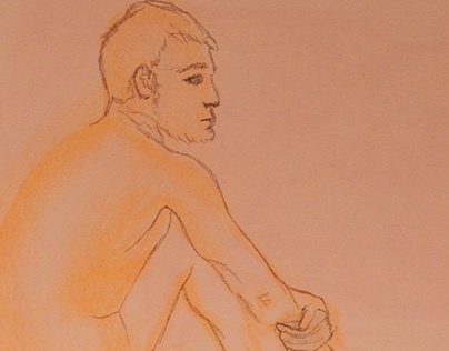 Life Drawing Class (first month)