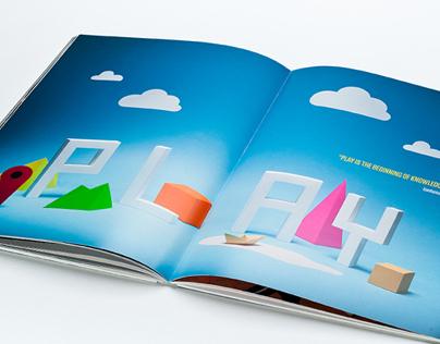 START / concept book